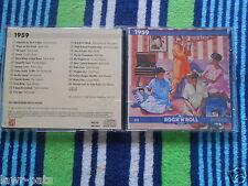 TIME LIFE CD  The Rock 'N' Roll Era - 1959 - 1950s - NEIL SEDAKA,LITTLE RICHARD