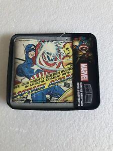 Marvel Captain America Tri-Fold Wallet