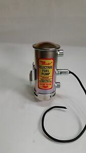 Bendix/Facet style fuel pump *NEW ZINC PLATED*