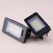 2x 24 LED License Plate Number Light Lamp Fit for BMW E90 E39 F30 E60 E61 E93