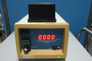 Spectrex PC-2000 Laser Particle Counter, 0.5 to 100 µm