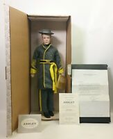 The Franklin Mint Ashley Gone With The Wind Heirloom Collector Doll