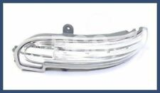 Genuine Mercedes W203 Left driver Door Mirror Housing Turn Signal Light LED OEM
