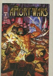 The Amory Wars 1  NM Image Comics First issue!  CBX2E