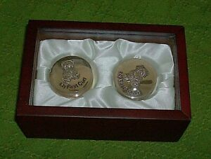 KEEPSAKE BABY GIFT BOX MY FIRST TOOTH & CURL ROSEWOOD SILVER PLATE BY STEPHAN