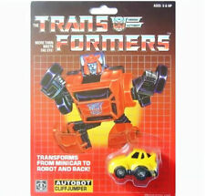 TRANSFORMERS CLIFFJUMPER YELLOW AUTOBOT G1 SERIES EDITION