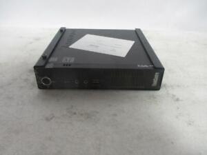 Lenovo ThinkCentre M73 Core i3-4130T 2.9GHz 4GB 500GB HDD USFF PC