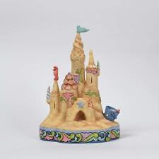 Jim Shore Ocean Wonderland Sand Castle - Enesco 4057693