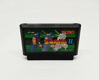 Nintendo Nes Famicom - PSR II : Ninja Gaiden - Version Japon Cartouche