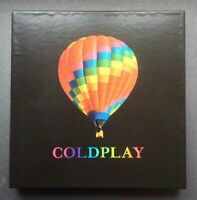 Coldplay -Head Full of Dreams Tour - Colouring Book, pencils and Spirograph Set