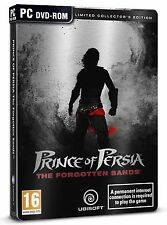 Prince of Persia: The Forgotten Sands Limited Collectors Edition (it includes...