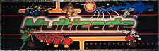 "Multicade Generic Marquee 26""x8"" (60 in 1) (19 in 1)"