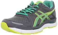 ASICS Women's Gel Neo33 Running Shoe,Titanium/Emerald/Lemon Chrome,10.5 M US