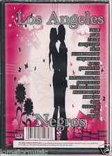 DVD 70s 80's LOS ANGELES NEGROS y volvere SABRAS QUE TE QUIERO murio la flor