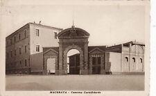 #MACERATA: CASERMA CASTELFIDARDO