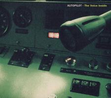 AUTOPILOT - THE VOICE INSIDE - RARE CD DIGIPAK EDITION - ELEKTROLUX RECORDS 1999