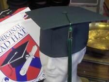 """cappello da laurea """"tocco"""" tesi università verde"""