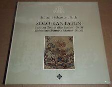 Schroeder/Giebel/Andre BACH Solo Cantatas - Telefunken 6.41077 AS SEALED