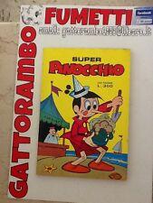 Super Pinocchio N.3 Anno 75 Edicola