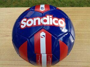 Sondico Football Size 4 Blue /R/ W Ideal team training  sporting events