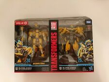 Hasbro E4688 Transformers Studio Series 24 & 25 Deluxe Class Bumblebee Target