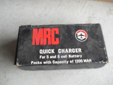 RC Accessory MRC Quick Charger for 5 and 6 Cell Battery RB-425 NIB