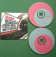 The Album Oasis Coldplay Stereophonics Badly Drawn Boy Supergrass + 2 x CD