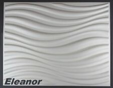 1 M2, Panel 3d PLACAS PANEL MURAL 3d Placa de Pared pared techo, 62x80cm Eleanor