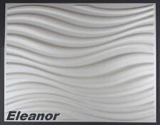 1 m2, Paneele 3D Platten Wandpaneele 3D Wandplatten Wand Decke, 62x80cm ELEANOR