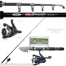 Mini Travel Fishing Telescopic 5ft Rod & Reel Combo Namazu 31cm Closed Holiday