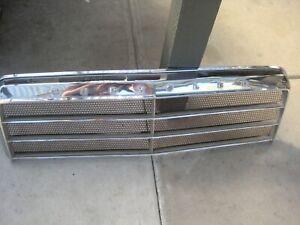Chrysler Valiant CL CM Regal Grill - Read Description