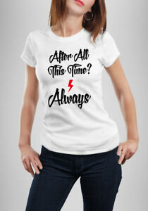 Always - Harry Potter T-shirt - the boy who lived