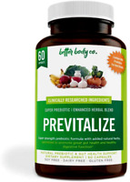 Previtalize Enhanced Herbal Blend For Gut Health Support_Better Body_Exp 4/28/23