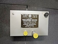 """Peabody Engineering 52444 High Voltage/ High Energy Exciter (115 Vac) """"NEW"""""""