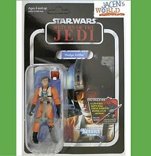 WEDGE ANTILLES VC28 ACTION FIGURE REVISED ISSUE STAR WARS THE VINTAGE COLLECTION