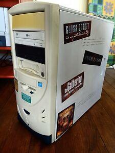 PC Legend QDI BrillanX 1S PIII 500Mhz 768Mb RAM / 80GB HDD Windows XP SP3 ac RAC