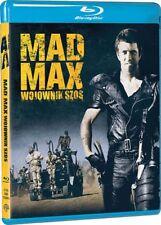 MAD MAX 2: WOJOWNIK SZOS (MAD MAX 2: THE ROAD WARRIOR) - BLU-RAY