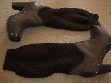 Marc o Polo MOP Damen Stiefel Boots Freizeit Nubuk Gr 37 38 NP 180 Euro