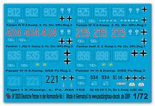 1/72 ep 2020 Carri Armati Tedeschi in der Normandia No 1