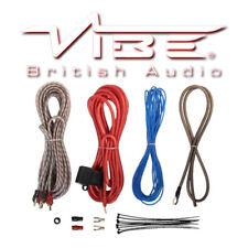 VIBE 10 AWG GAUGE SPEAKER SUBWOOFER AMPLIFIER CAR VAN WIRING KIT - CL10AWK-V7