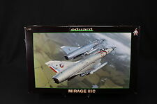 YU011 EDUARD 1/48 maquette avion 8100 Mirage IIIC