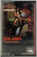 Rock James - Throwin' Down - Cassette Tape 6005GC