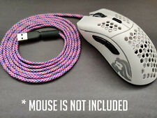 Paracord Mouse Cables (Glorious, Zowie, Logitech, Finalmouse, Razer, G.Wolves)