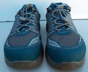 KEEN - Women's Teal 1017074 Asheville ESD (Aluminum Toe) Work Shoe SZ 7.5W