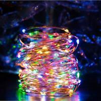 3M LED Lichterketten 30 LEDs Lichterkette Weihnachten Party Deko Beleuchtung