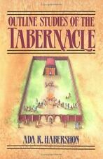Outline Studies of the Tabernacle: Its Sacrifices, Services, and Priesthood, Hab