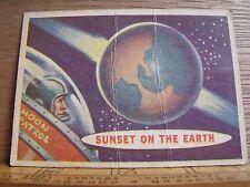A&BC Space Card Small Logo 1958? No. 28 Free UK Post
