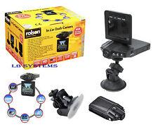 In Car Vehicle Camera Dash Cam Night Vision Accident Crash Recorder ROLSON 720P