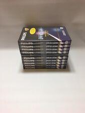 Philips DVD +RW Discs, 4.7GB, Box Of 10, Sealed, Brand New