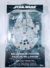 Disney Star Wars Millennium Falcon Wireless Fast Charging Pad Apple Samsung New